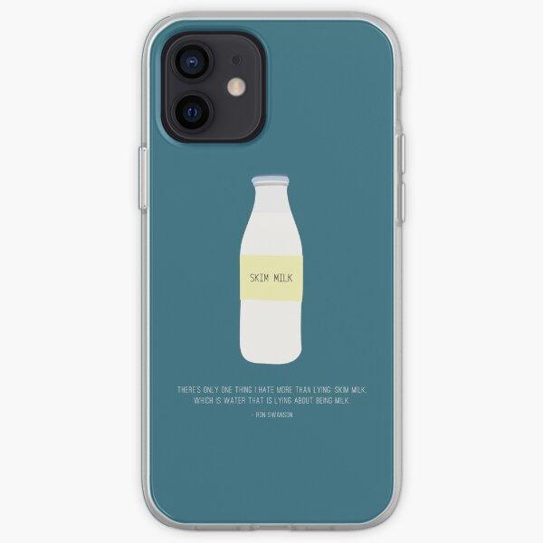 Ron Swanson Hates Lying iPhone Soft Case