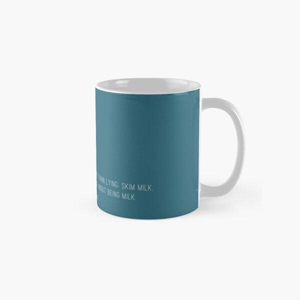 Ron Swanson Hates Lying Classic Mug