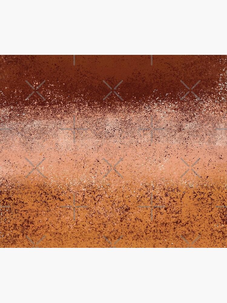 Warm Neutral Boho Terracotta by ebozzastudio