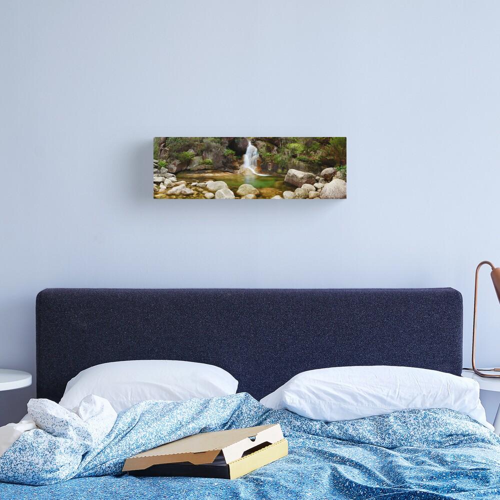 Ladies Bath Falls, Mount Buffalo, Victoria, Australia Canvas Print