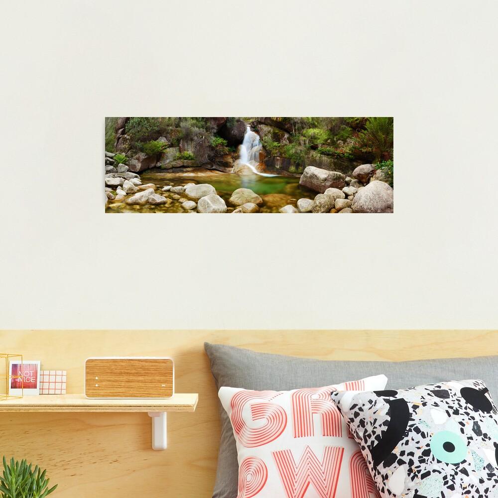 Ladies Bath Falls, Mount Buffalo, Victoria, Australia Photographic Print