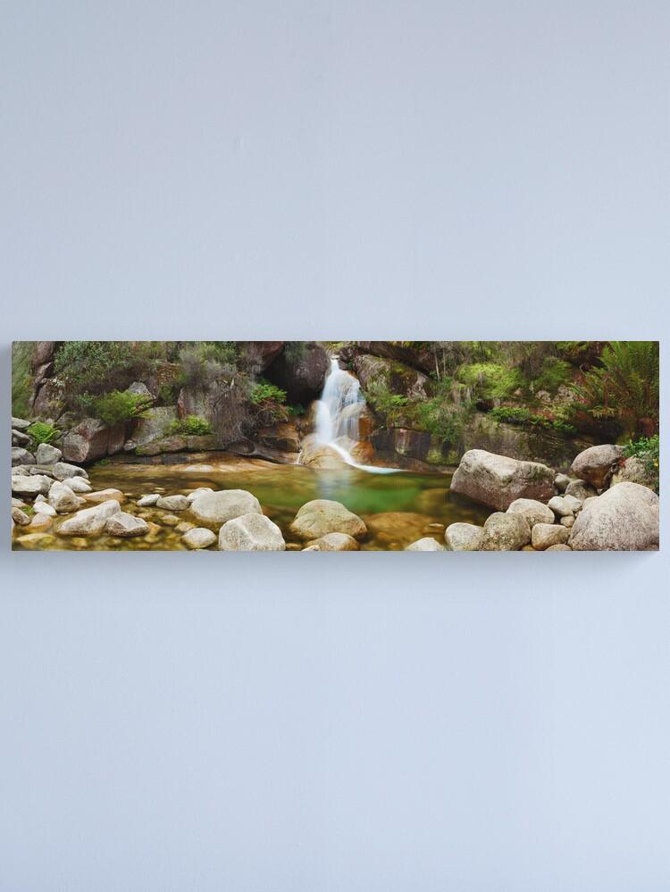 Alternate view of Ladies Bath Falls, Mount Buffalo, Victoria, Australia Canvas Print
