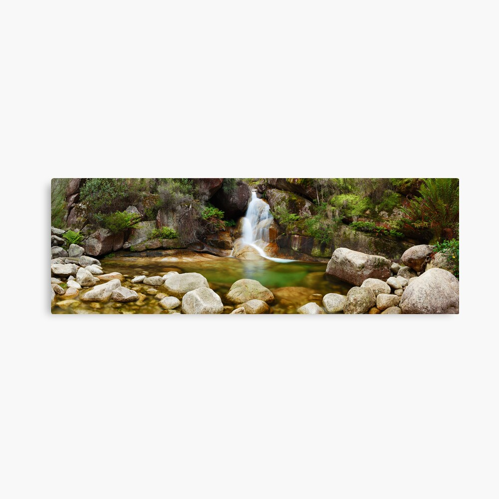 Ladies Bath Falls, Mount Buffalo, Victoria, Australia Canvas Print