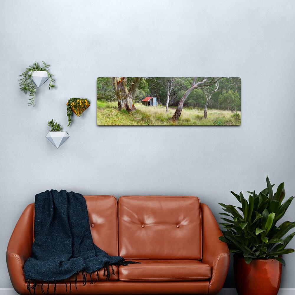 Millers Hut, Alpine National Park, Victoria, Australia Metal Print