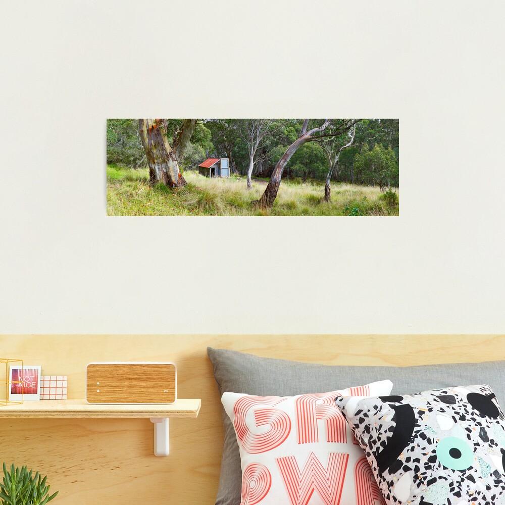 Millers Hut, Alpine National Park, Victoria, Australia Photographic Print