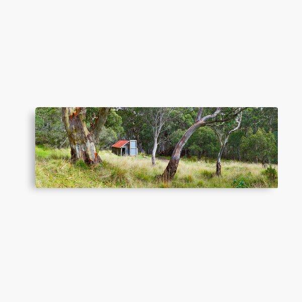 Millers Hut, Alpine National Park, Victoria, Australia Canvas Print