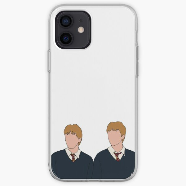 Fred and George Weasley iPhone Soft Case