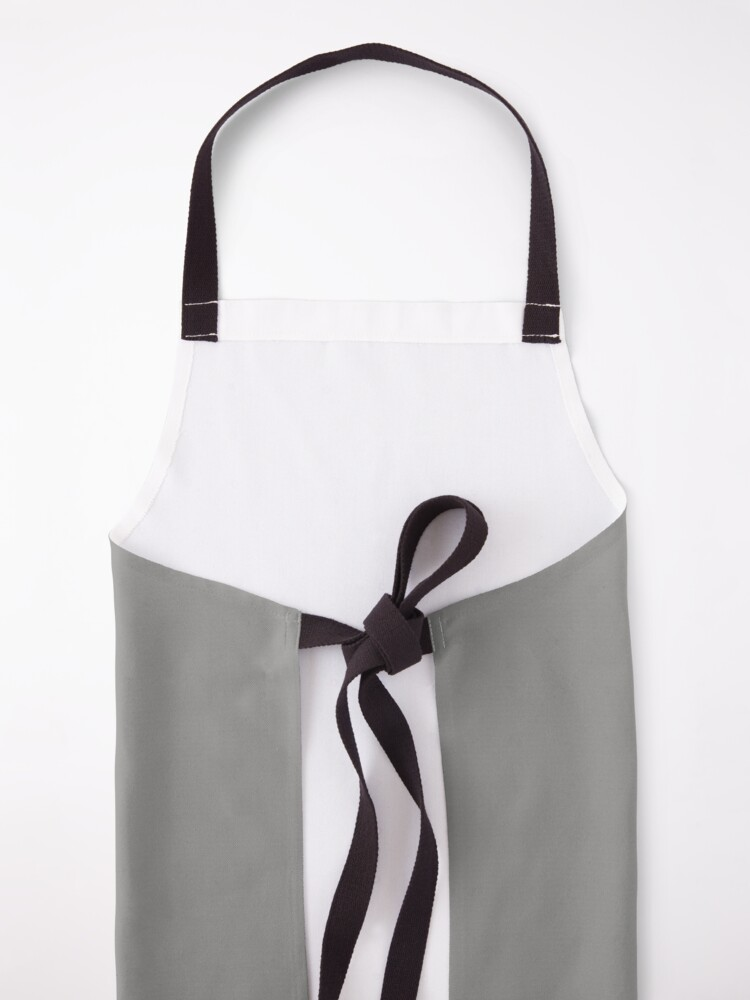 Alternate view of keep calm and Sloth on, Awesome gift for three-toed sloth lovers!  Apron
