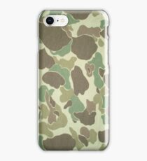 Duck hunter Camo Case iPhone Case/Skin