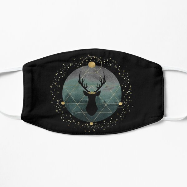 Throne of Glass- Forest Stag Mask