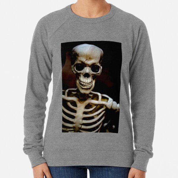 Skeleton Lightweight Sweatshirt