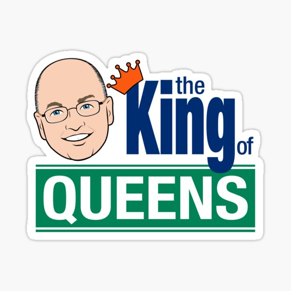 Steve Cohen The King Of Queens Sticker