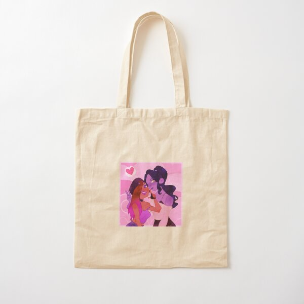 Spiderbyte (Overwatch) Cotton Tote Bag