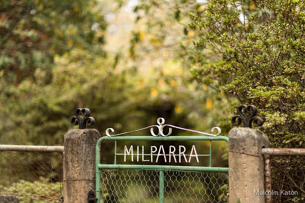 Milpara by Malcolm Katon