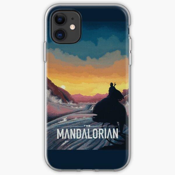 coque iphone 8 the mandalorian