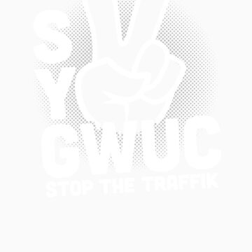 GWUC Youth Apparel for SYG by aaronjb