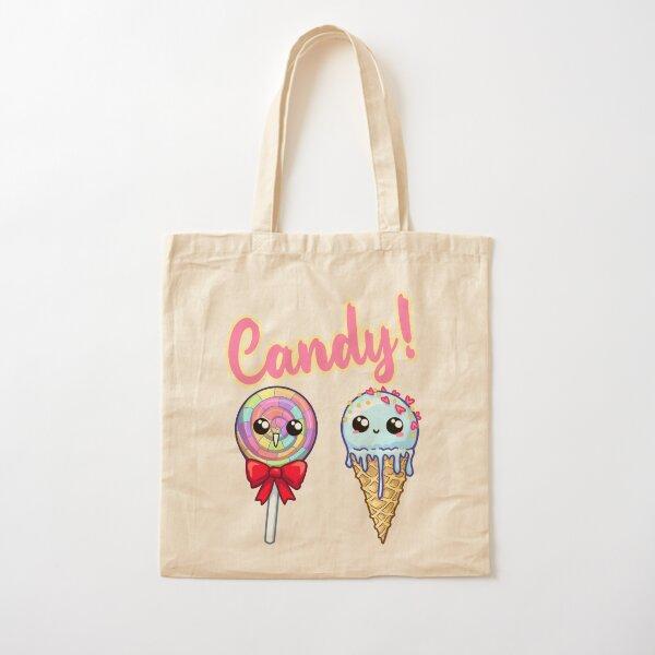 Candy! Baumwolltasche