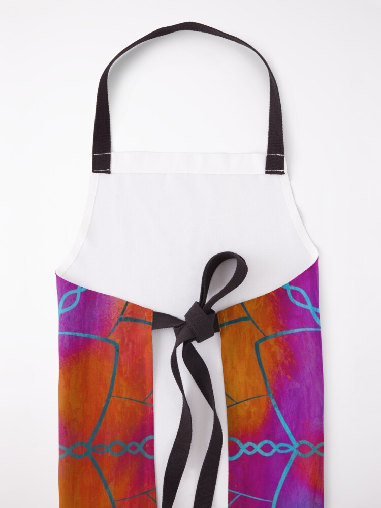 Alternate view of Chains of love Apron