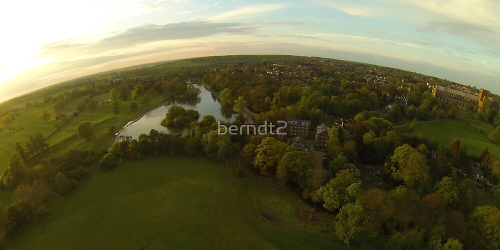 Above St Albans II by berndt2