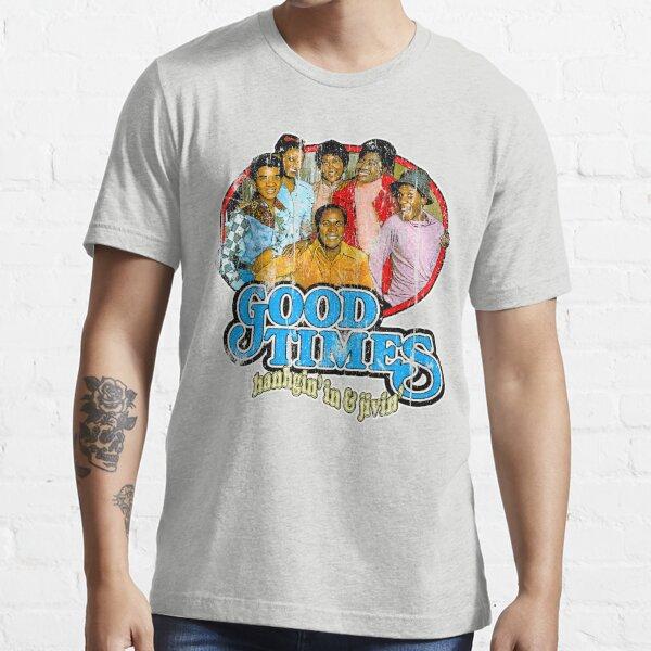 Good Times Vintage  Essential T-Shirt