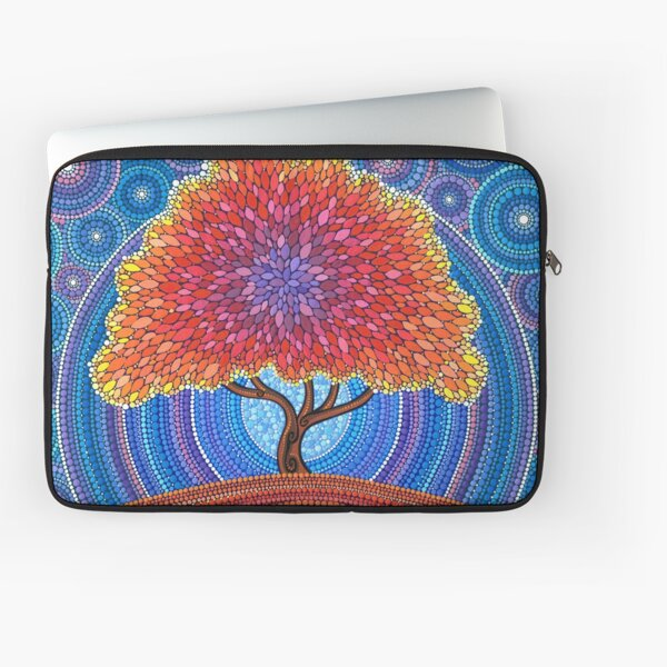 Autumn Blossoms Laptop Sleeve
