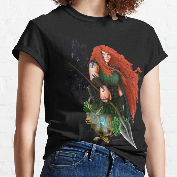 Queen Boudicca - Boadiceia Classic T-Shirt