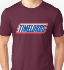 TIMELORDS BAR Unisex T-Shirt