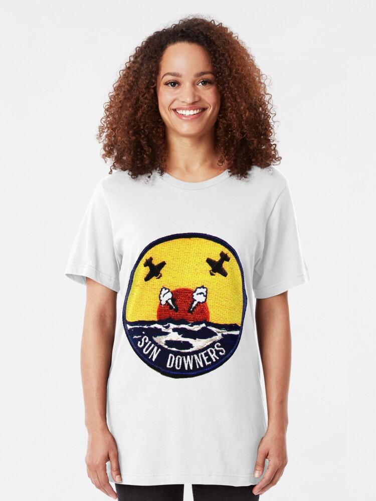 VF-111 Sundowners Squadron Polo Shirt