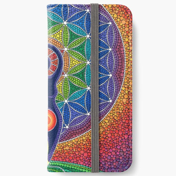 Goddess of the World iPhone Wallet
