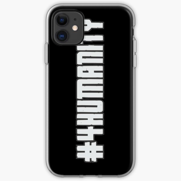 #4Humanity iPhone Soft Case