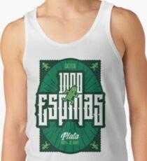 Camisetas de tirantes para hombre Tequila Mil Espinas | FANTASÍA FINAL