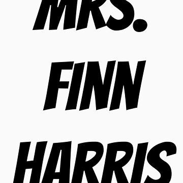 Mrs. Finn Harris by BaileyLisa