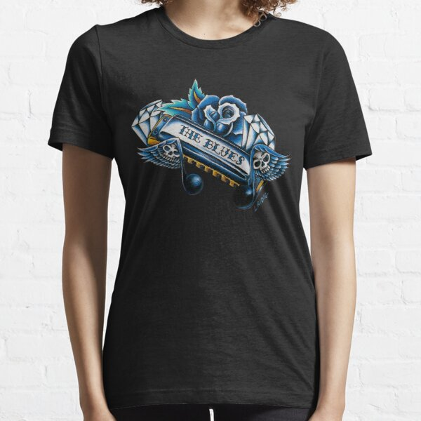 The Blues Essential T-Shirt