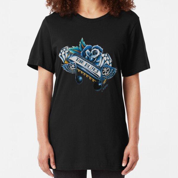 The Blues Slim Fit T-Shirt