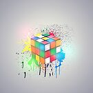 Light Cube by Stevie B