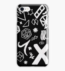 On The Road Again Tour stage pattern iPhone Case/Skin
