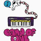 Band of One - Keyboard by dougwilson83