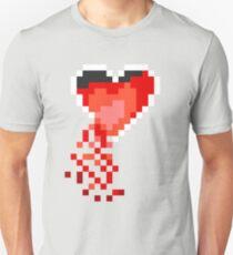 broken heart container (wht) T-Shirt