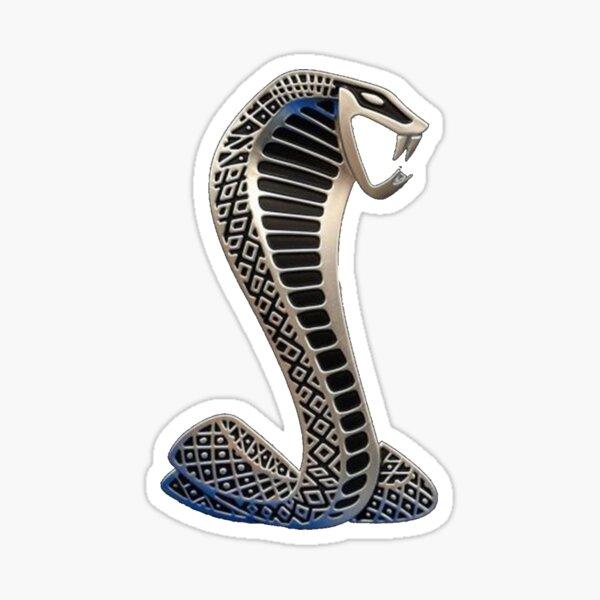 VINTAGE Cobra Jet  HOT ROD SNAKE Detroit Muscle RACING collectors PATCH