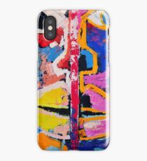 J'ouvert iPhone Case/Skin