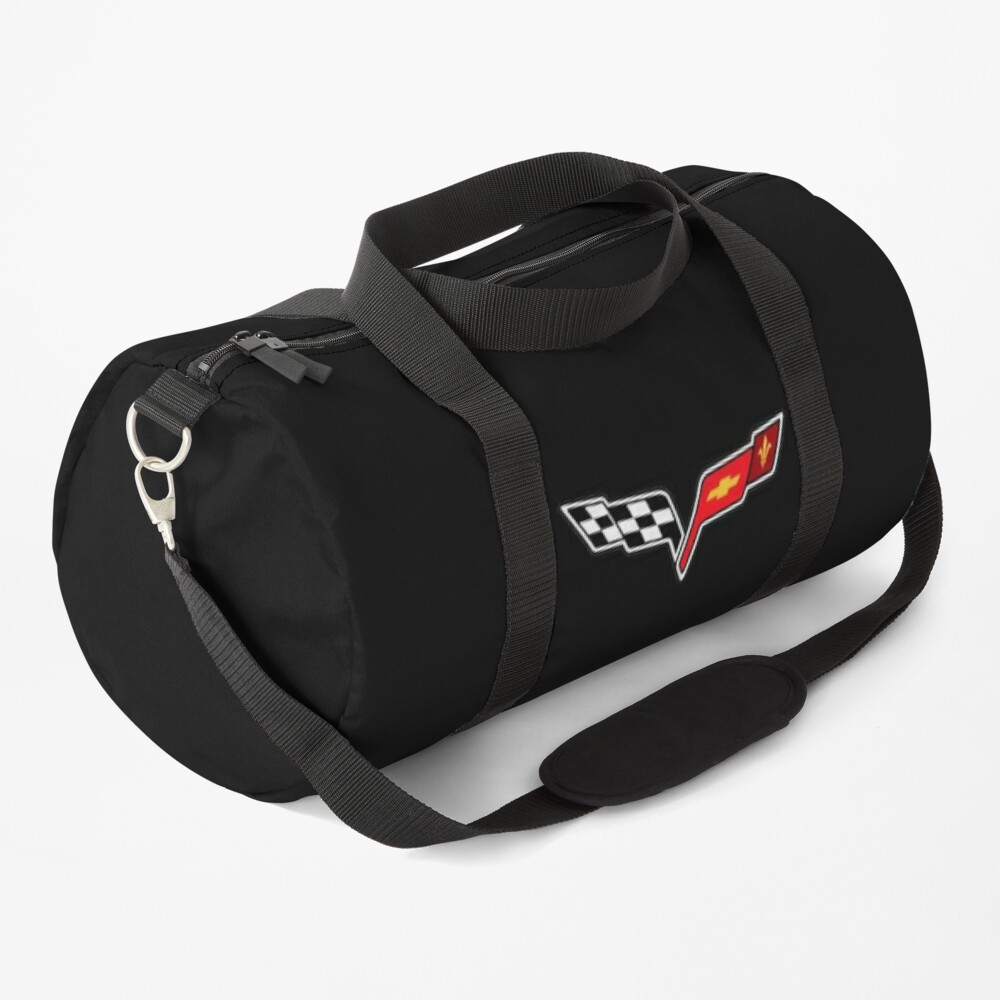 Corvette logo Duffle Bag