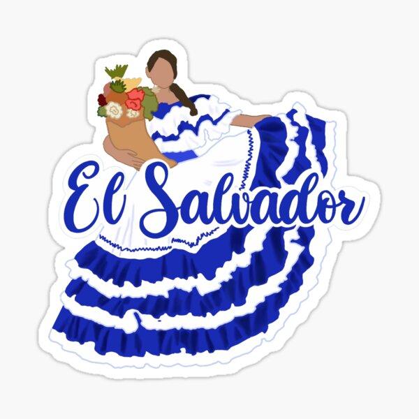 El Salvador Pegatina