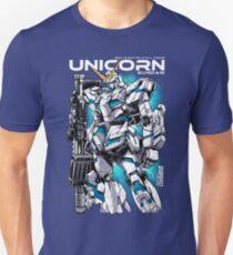 Unicorn Gundam T-Shirt Unisex T-Shirt