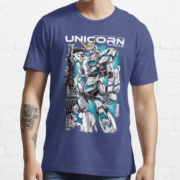 Unicorn Gundam T-Shirt Essential T-Shirt