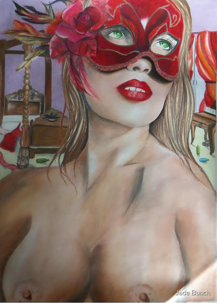 Masquerade by Jade Gregory