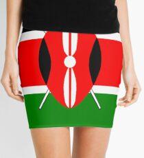 Flag of Kenya Mini Skirt
