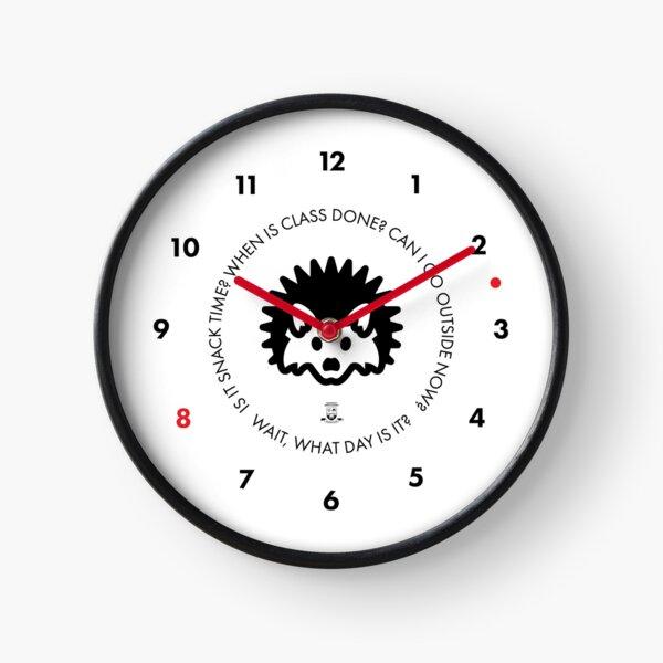 Arlington's Remote Academy Clock