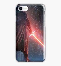 Kylo Ren Watercolor 2 iPhone Case/Skin