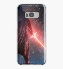 Kylo Ren Watercolor 2 Samsung Galaxy Case/Skin