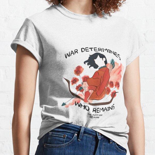bestimmt, wer bleibt Classic T-Shirt
